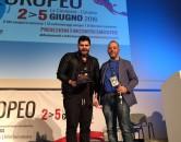 Premio Speciale Salvatore Esposito con Cateno Piazza
