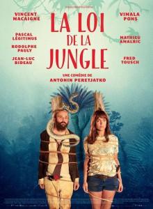 La loi de la Jungle - locandina